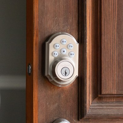 Roanoke security smartlock