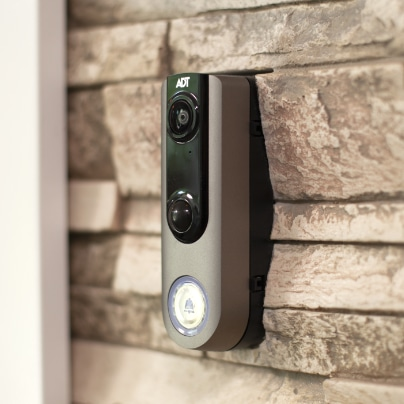 Roanoke doorbell security camera